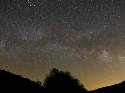 Catskills Milky Way Panorama