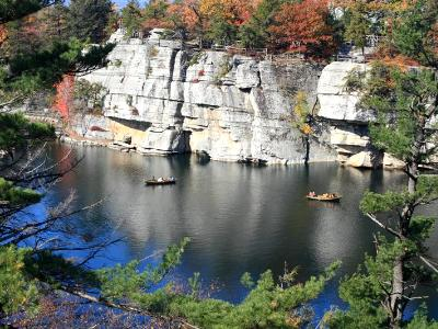 Mohonk Lake Boaters