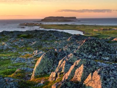 L'Anse Aux Meadows Sunset