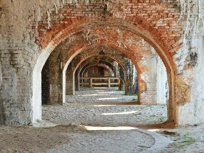 Fort Pickens Outer Arches