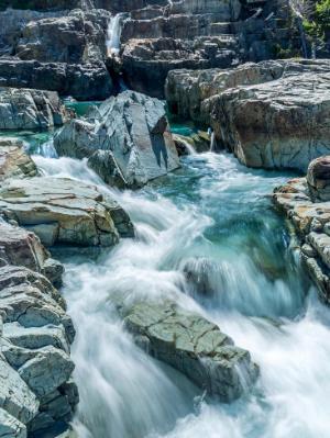 Myra Creek Rapids