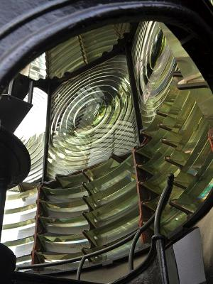 Pensacola Light Fresnel Lens