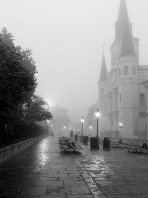 Jackson Square Fog
