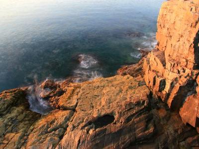 Acadia Otter Cliffs