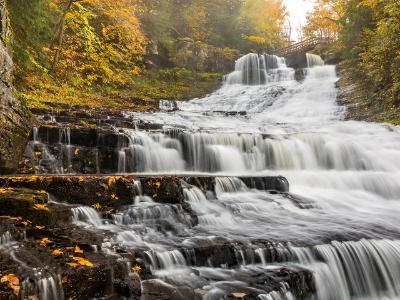 Upper Rensselaerville Falls