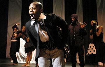 The Blacks: A Clown Show