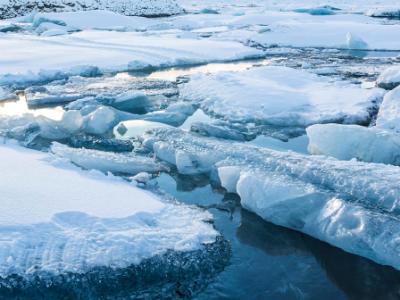 Iceberg Sunset Jam