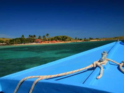 Pinel Island Ferry
