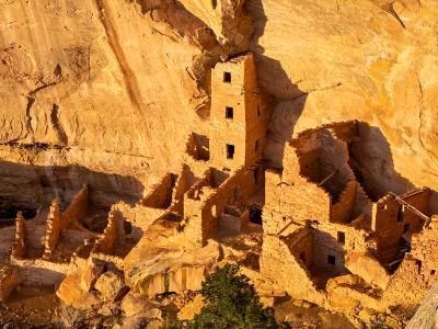 Square Tower House at Mesa Verde