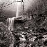 Kaaterskill Falls Lost in the Fog