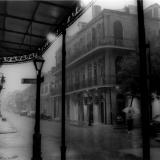 French Quarter Rainstorm