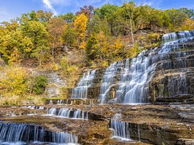 Hector Falls Autumn