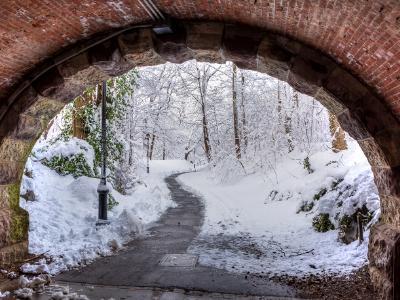 Eastwood Arch Vignette
