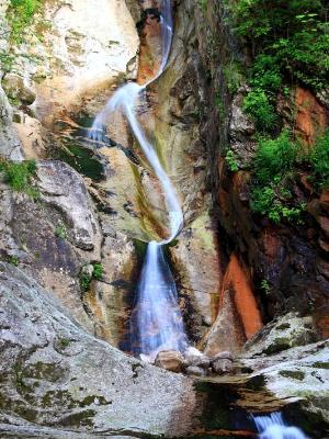 Nevele Falls Chute
