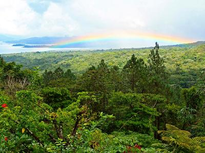 Lake Arenal Rainbow