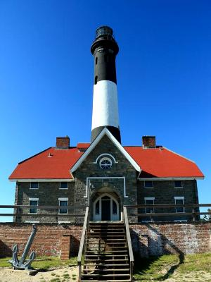 Fire Island Lighthouse Front