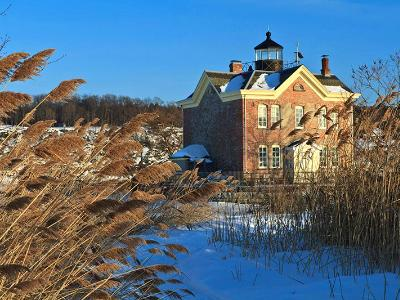 Saugerties Lighthouse & Oats