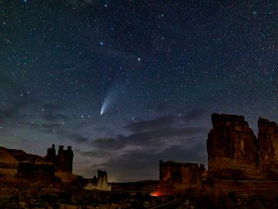 Comet Whispers