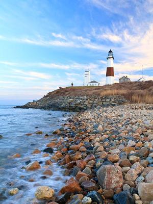 Montauk Lighthouse Sunset