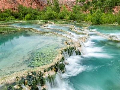 Crystal Clear Havasu Creek