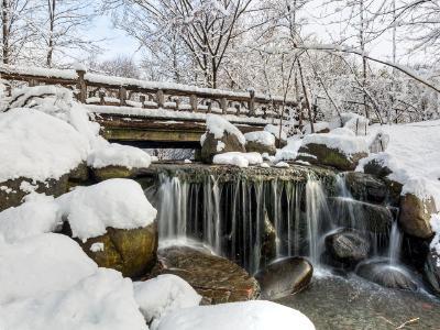 Binnen Falls and Bridge