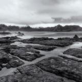 Playa Pelada Tidal Pools at Dusk