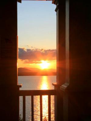 Garden Isle Sunset