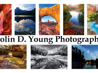 Colin D. Young Light and Photography