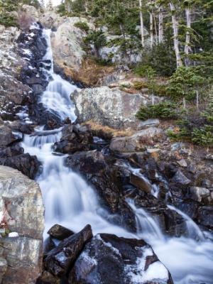 Middle Continental Falls