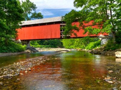Colrain Bridge & North River