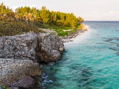 Grand Cayman Barefoot Beach Vista