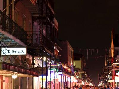 Bourbon Street Lights