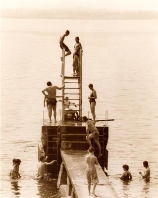 Loch Owel Swimmers