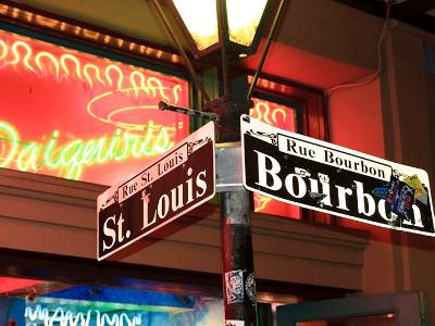 Bourbon Street Daiquiries