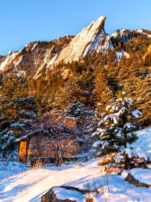 Chautauqua Picnic Area and Third Flatiron