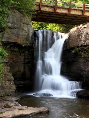 Hardenbergh Falls Grotto