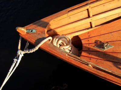 Wooden Dinghy