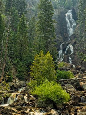Dreamy Fish Creek Falls