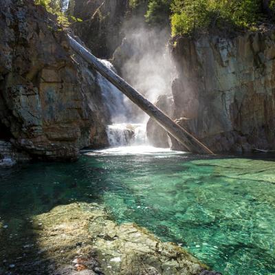 Myra Falls Grotto