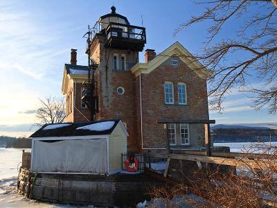 Saugerties Lighthouse WInter