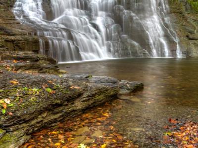 Lower Frontenac Falls and Pool