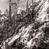 Rocky Eagle Falls Profile