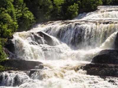 Upper baker's Brook Falls