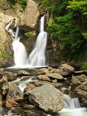 Bash Bish Falls & Rapids