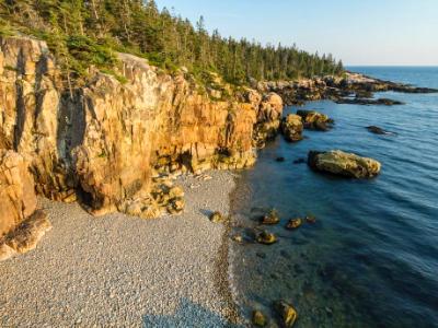 Schoodic Peninsula Cliffs