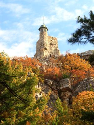 Mohonk Skytop Tower