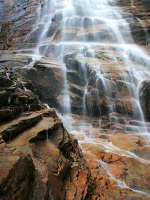 Arethusa Falls Closeup