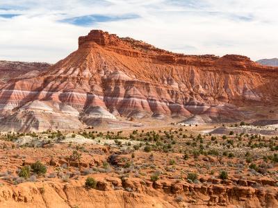 Paria Badlands Mesa