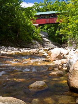 Historic Chiselville Bridge