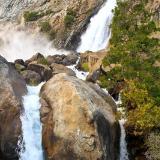 Wapama Falls Boulder
